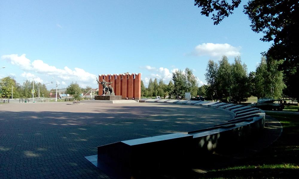 Подмосковье, осень 2016