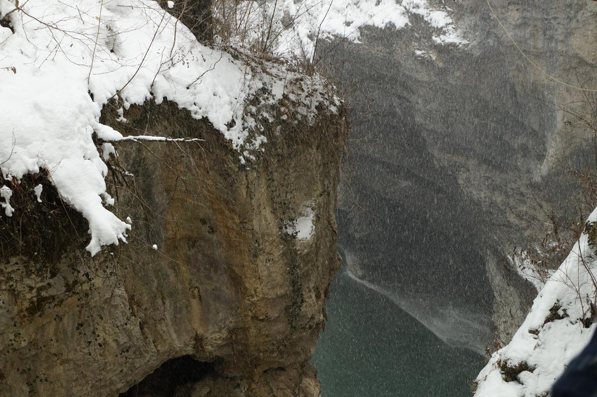 Краснодарский край, зима 2016