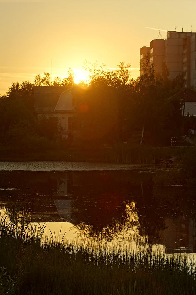 Нахабино, Подмосковье, лето 2015