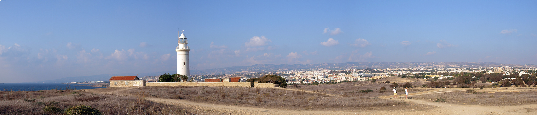 Пафос, Кипр, осень 2014