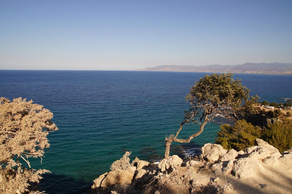 Лачи, Кипр, осень 2016