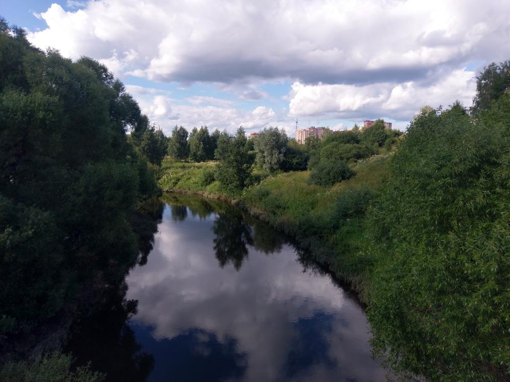 Истра, Подмосковье, лето 2017
