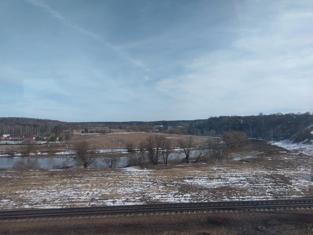 Манихино-Кубинка, Подмосковье, весна 2018