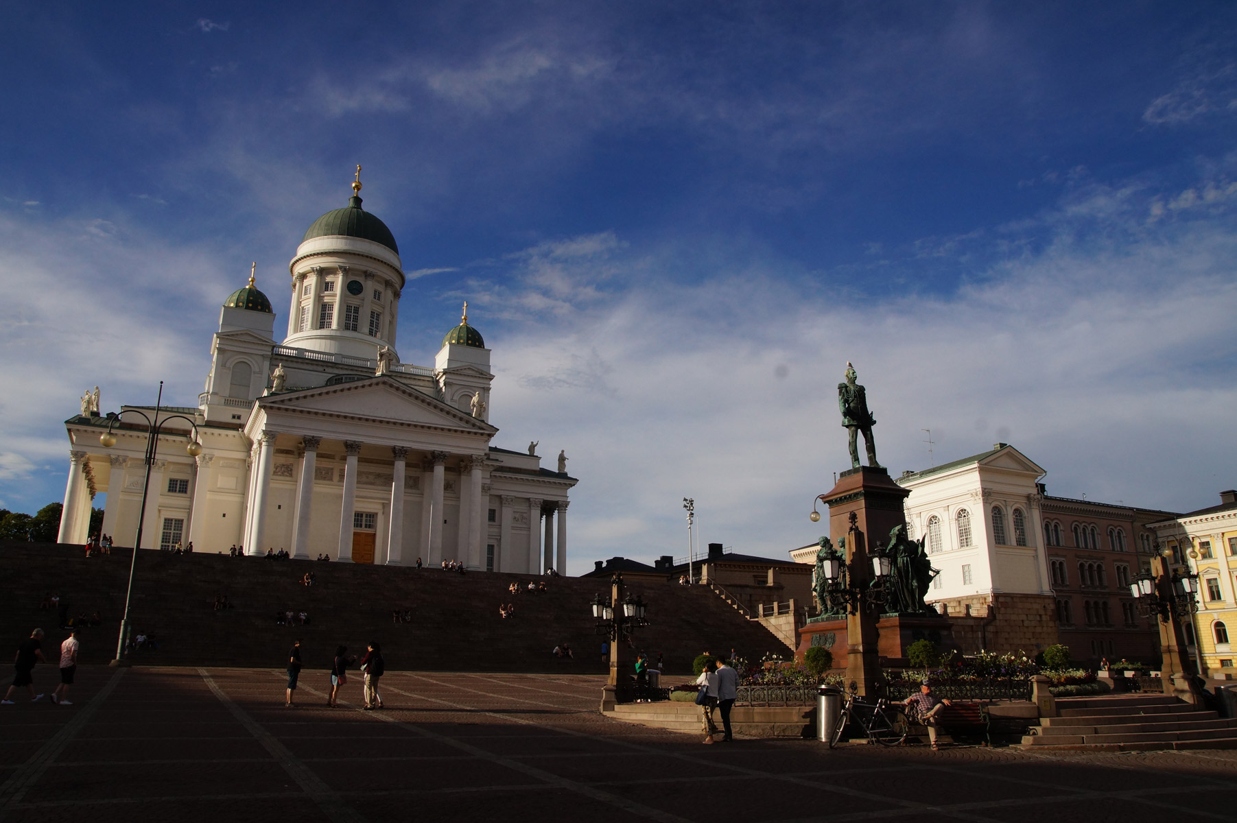 Хельсинки, Финляндия, лето 2018