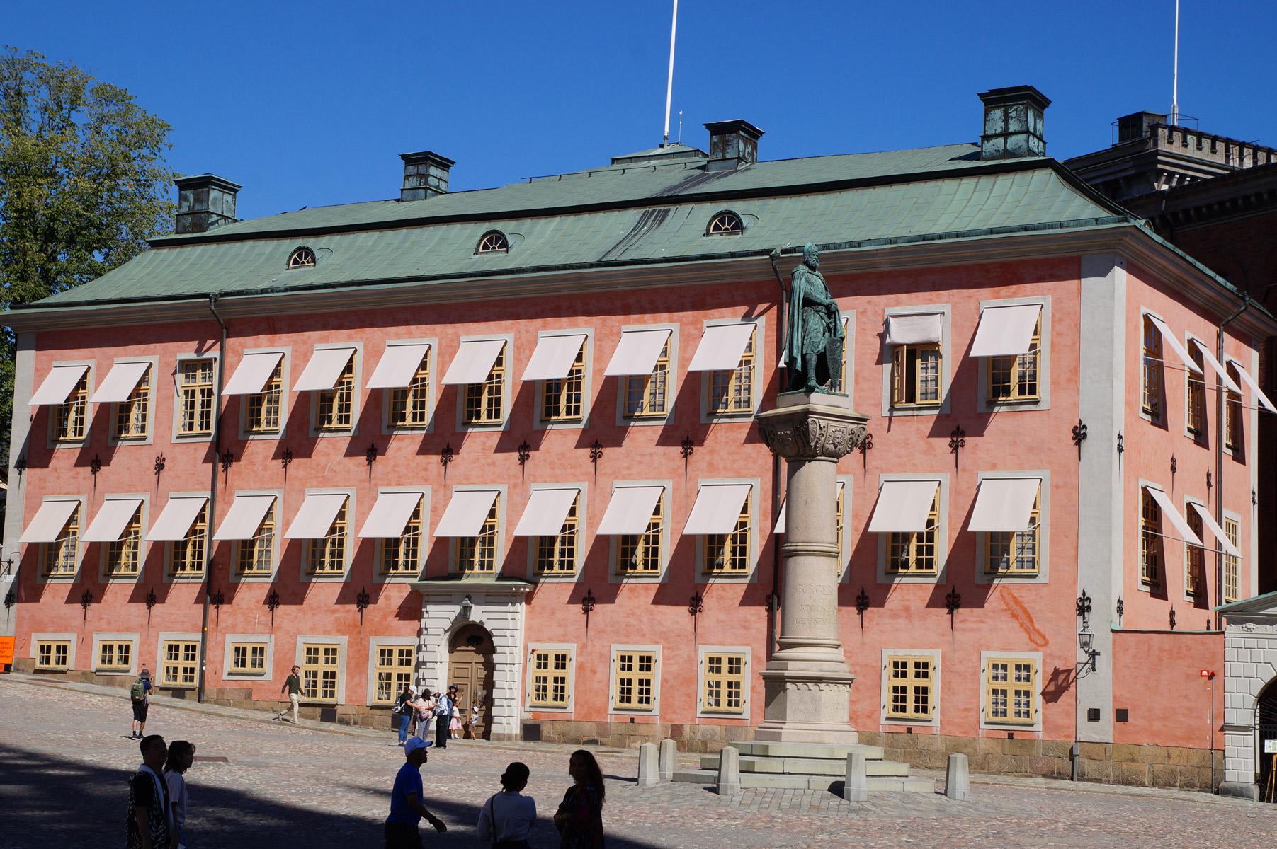 Стокгольм, Швеция, лето 2018
