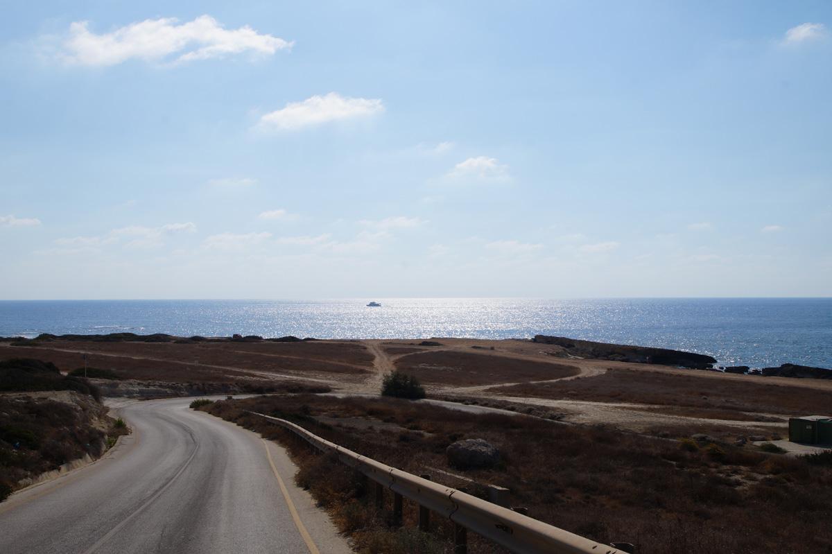 Деревня Святого Георгия, Кипр, осень 2017