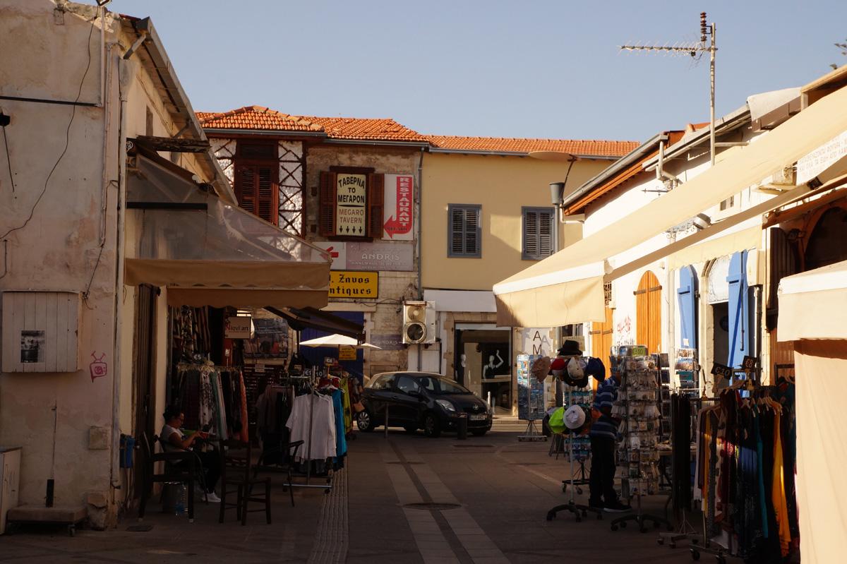 Лимассол, Кипр, осень 2017