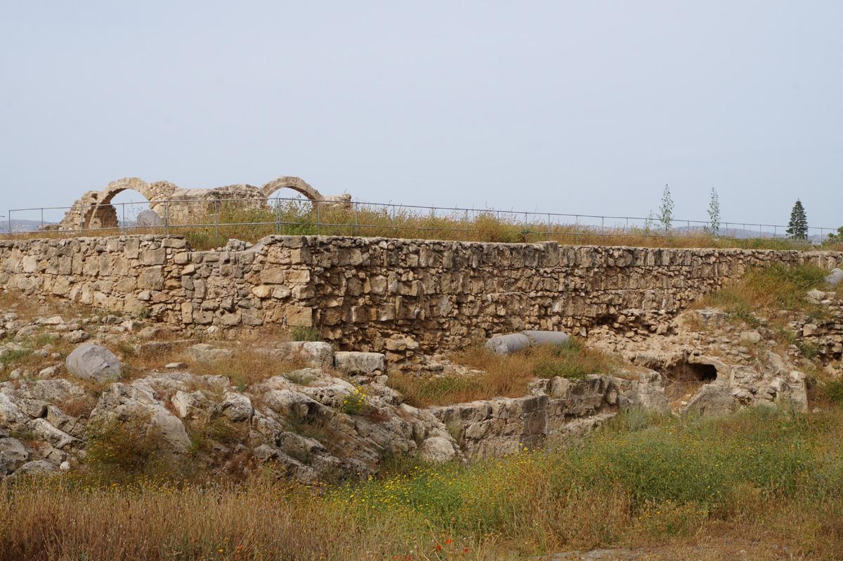 Пафос, Кипр, весна 2017
