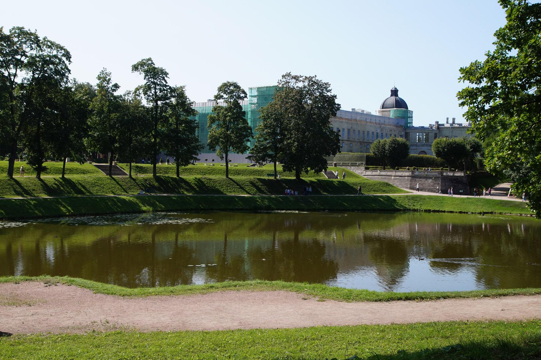 Гатчина, Санкт-Петербург, лето 2019