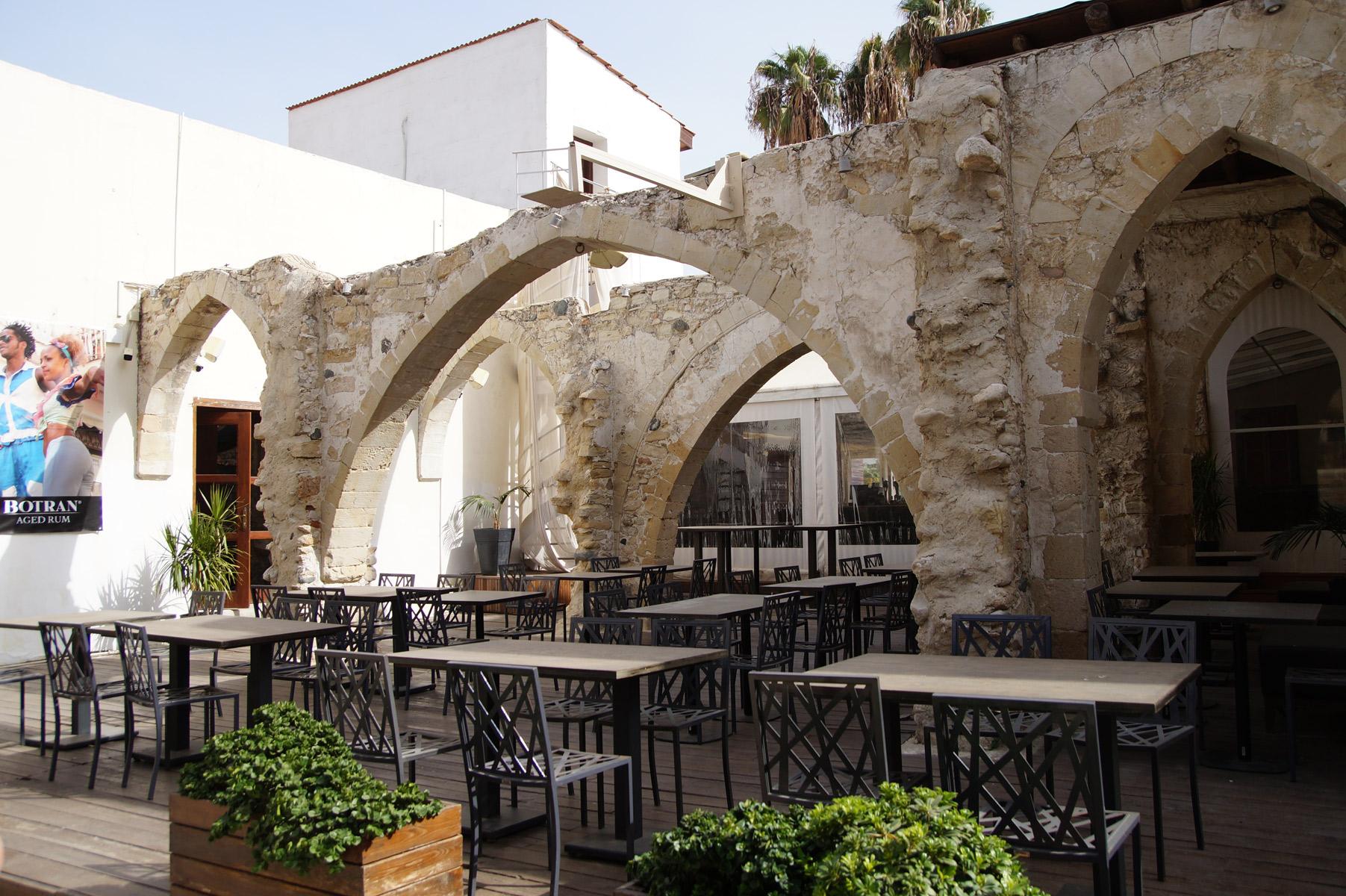 Лимассол, Кипр, осень 2018