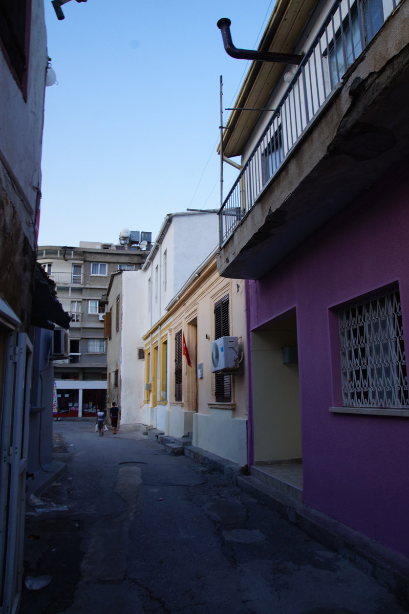 Никосия, Кипр, осень 2018