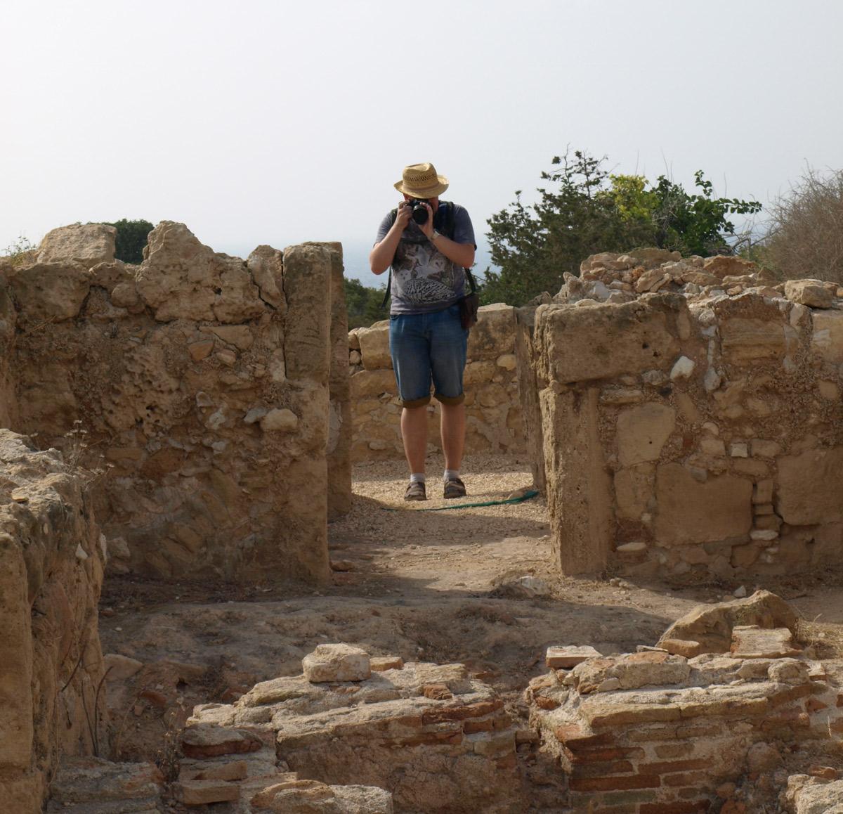 Деревня Святого Георгия, Кипр, осень 2018