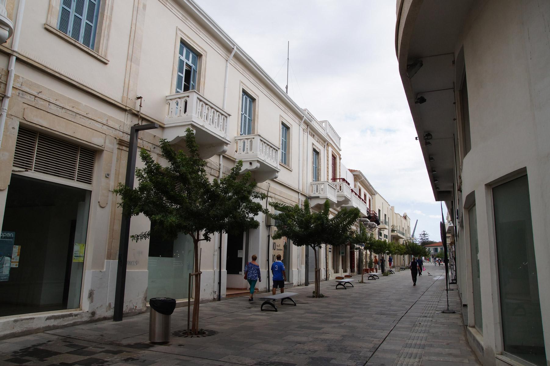 Пафос, Кипр, осень 2018