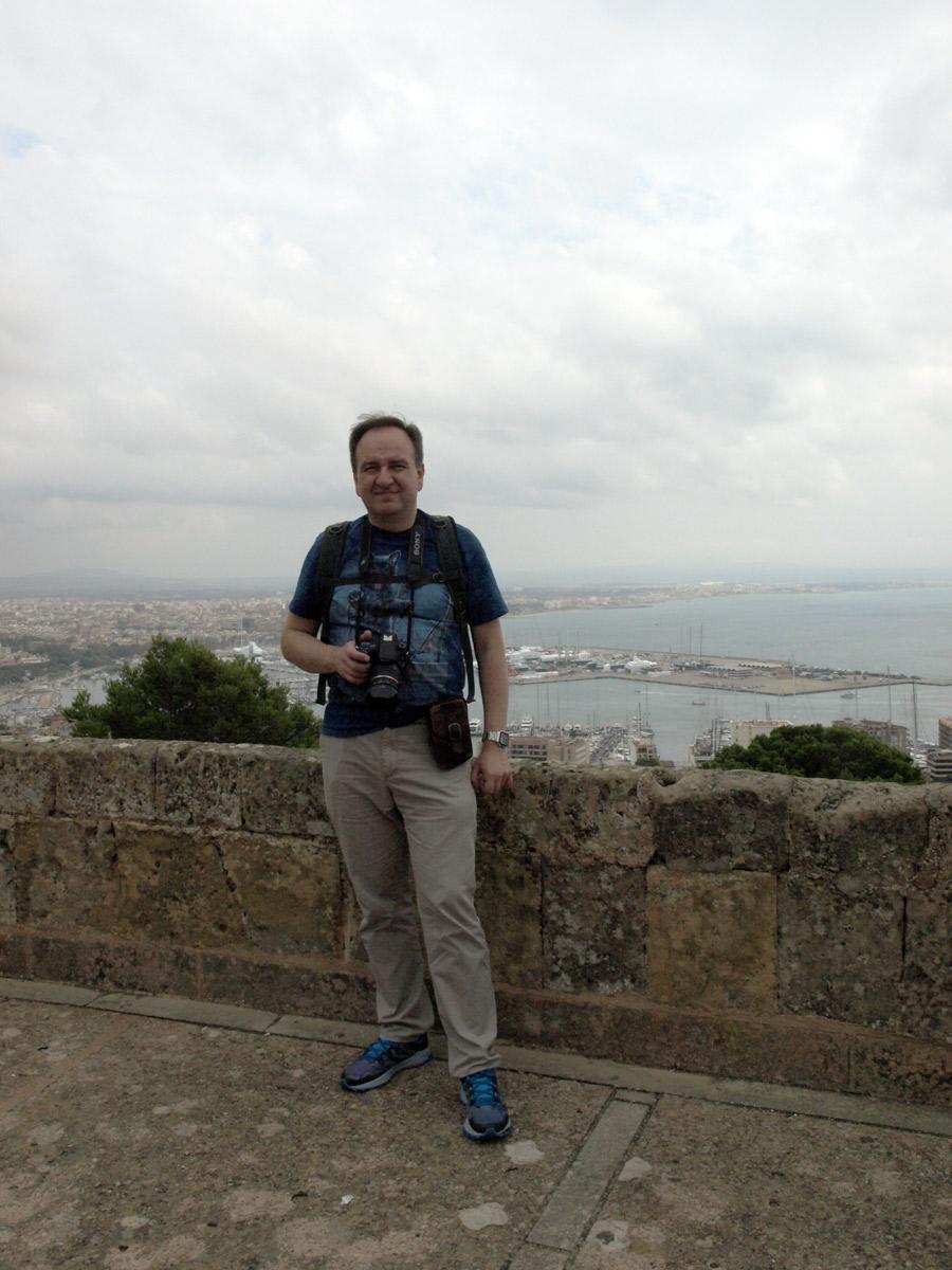 Испания, Майорка, осень 2019
