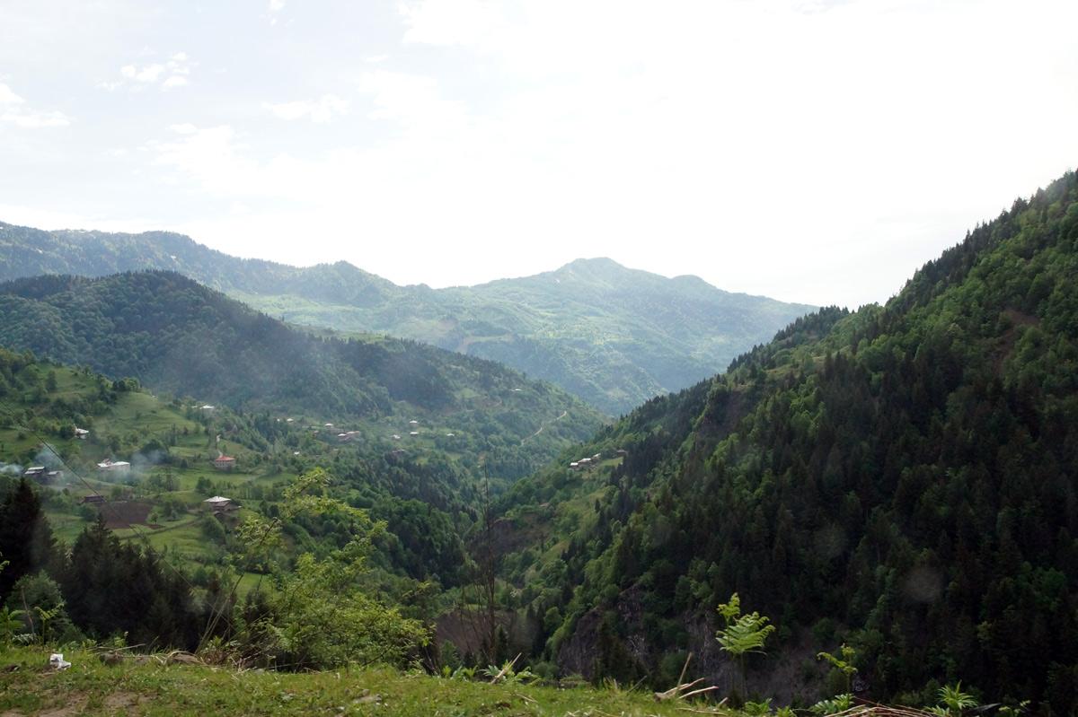 Аджария, Грузия, весна 2018