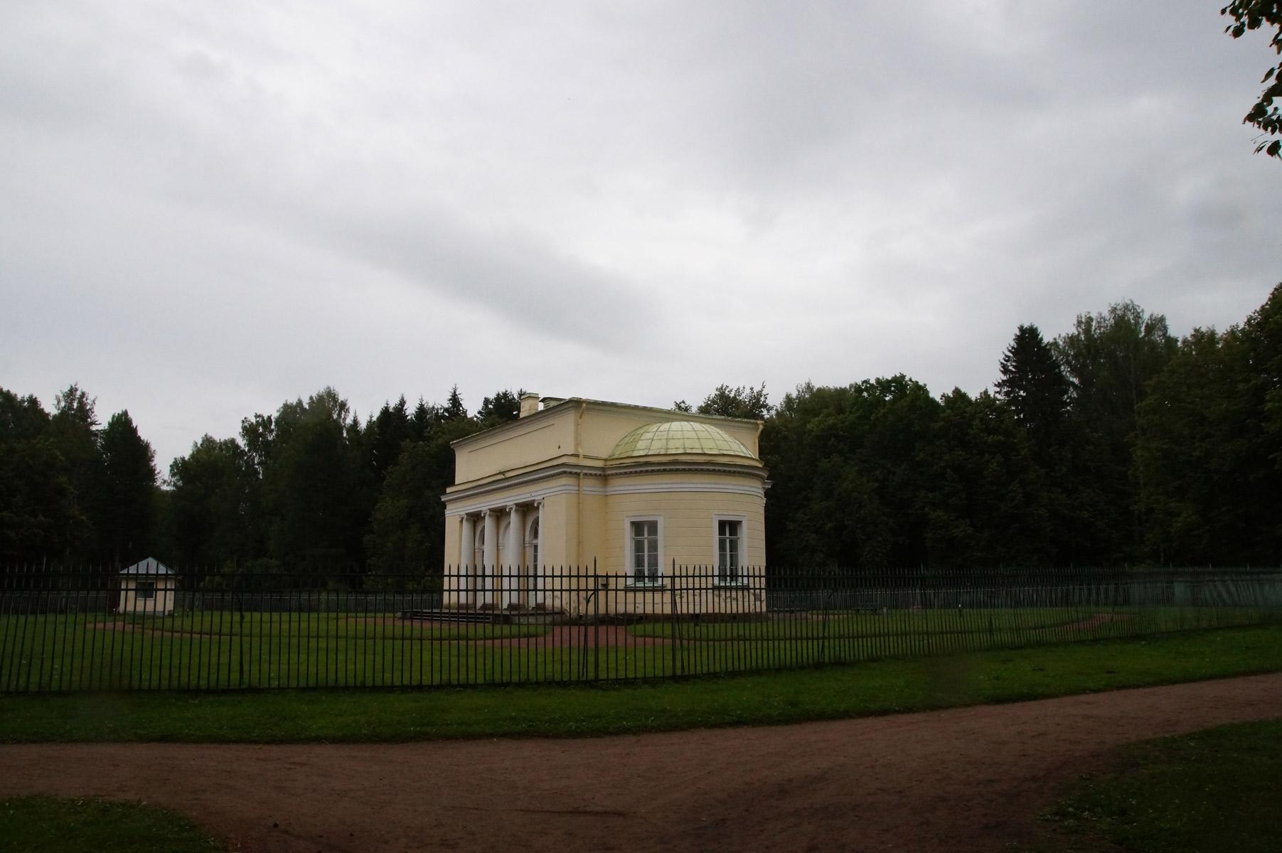Павловск, Санкт-Петербург, лето 2019