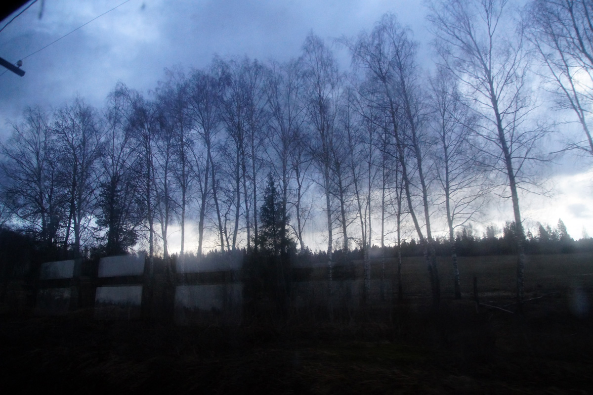 БМО, Подмосковье, весна 2017