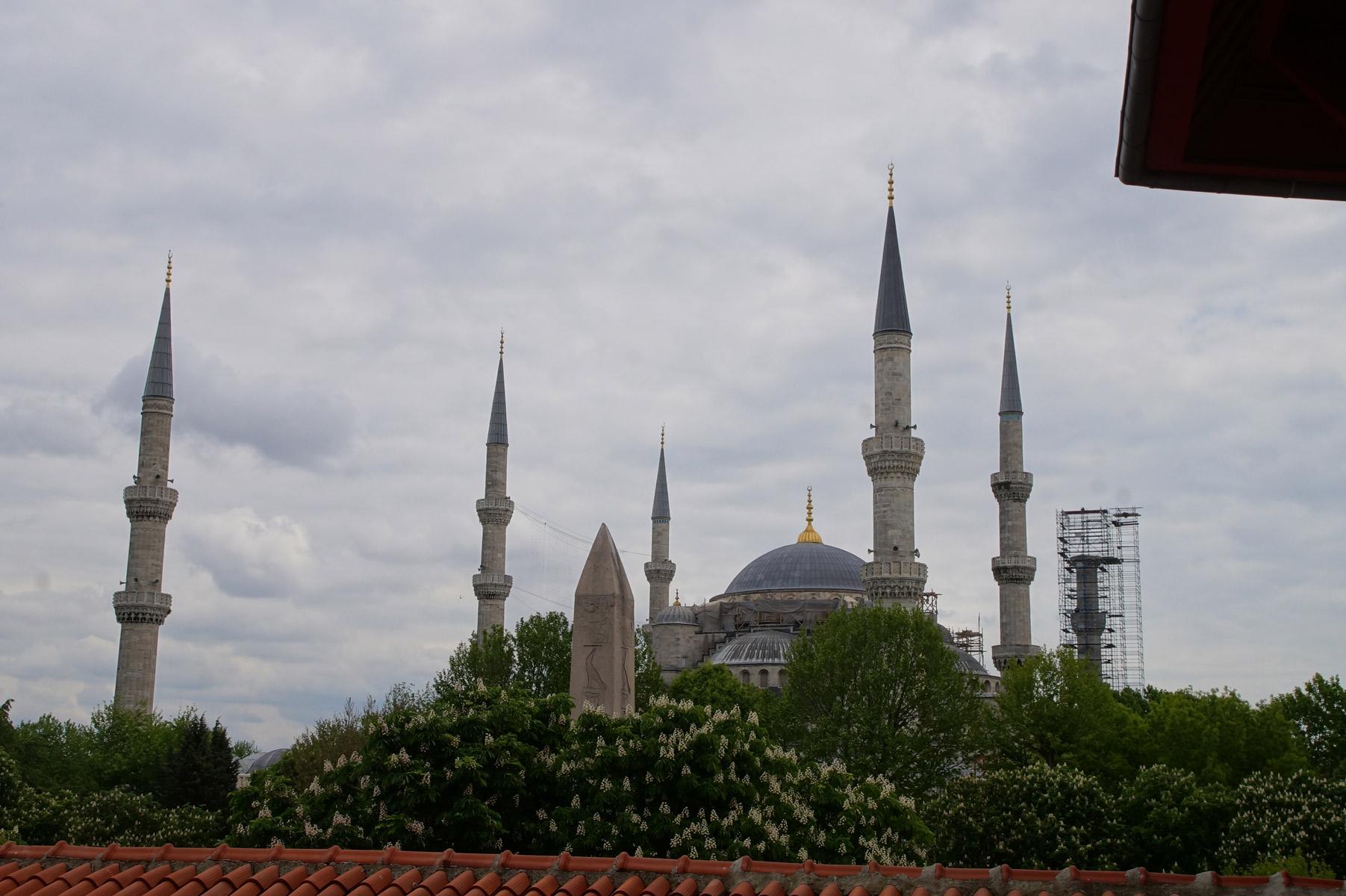 Стамбул, Турция, весна 2019