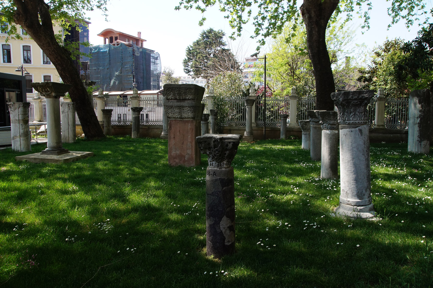 Святая София Стамбул, Турция, весна 2019