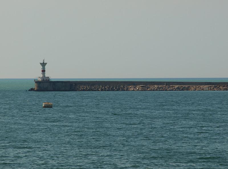 Вход в гавань. Севастополь, Крым, весна 2009