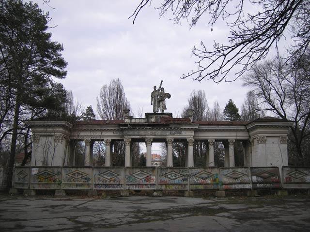 Эпоха в резервации. Краснодар, весна 2007