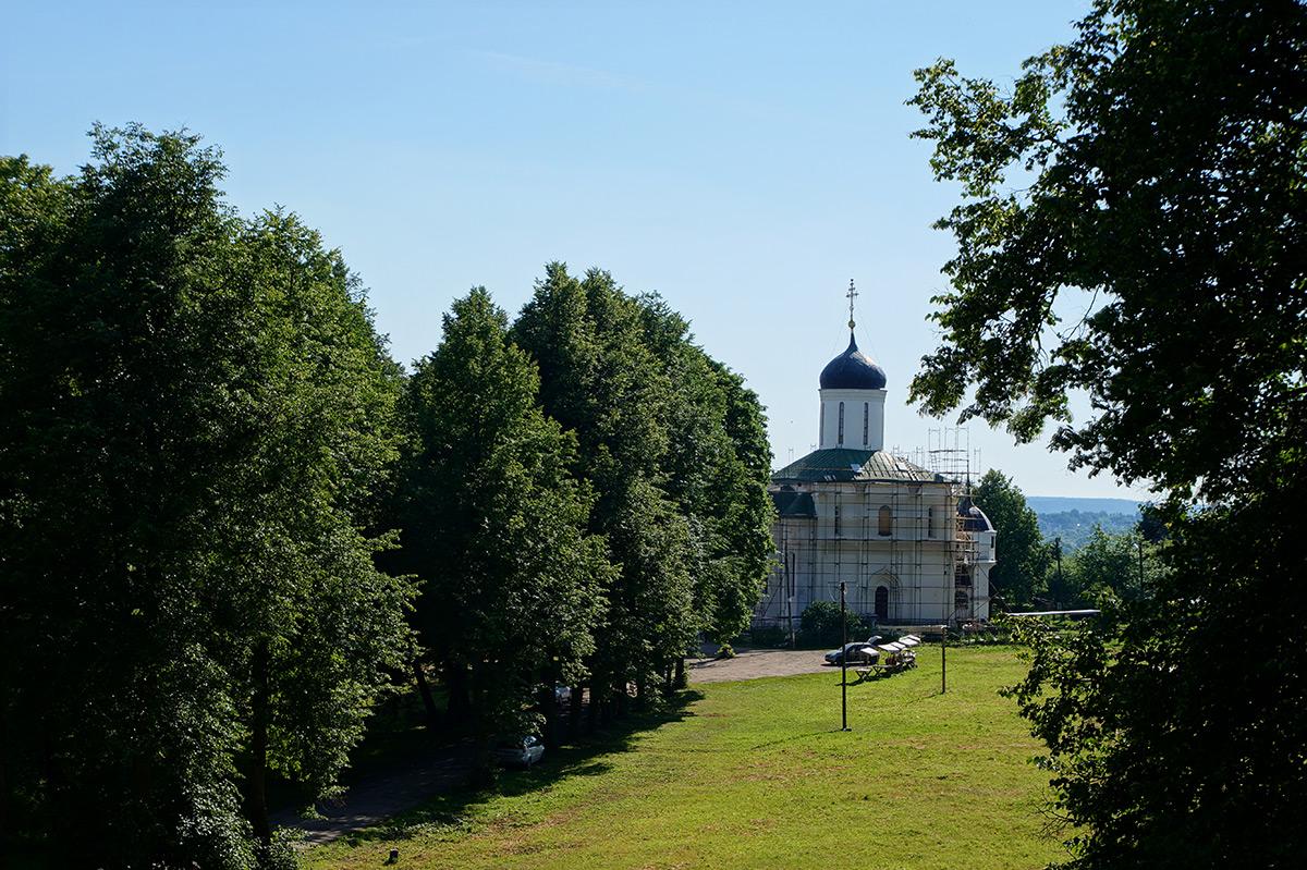 Городок, Звенигород, Подмосковье, лето 2016
