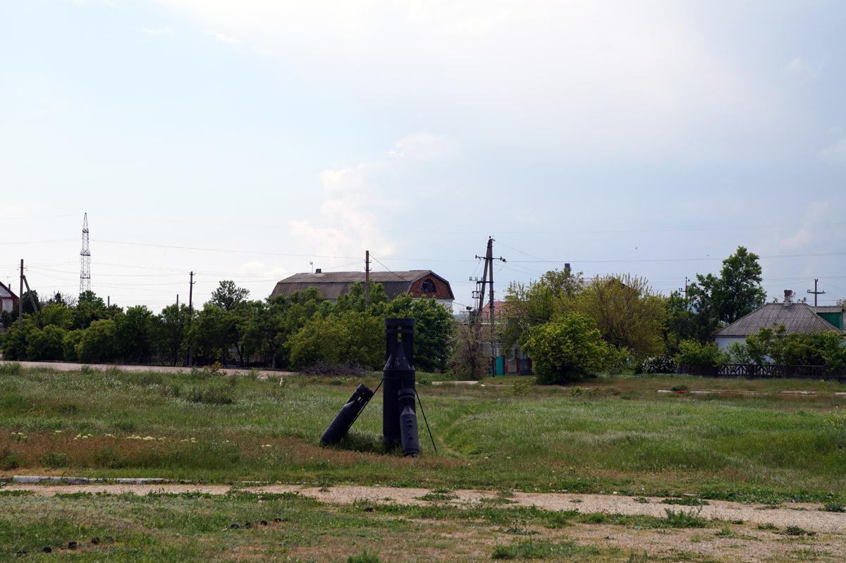 Аджимушкай, Керчь, Крым, весна 2016