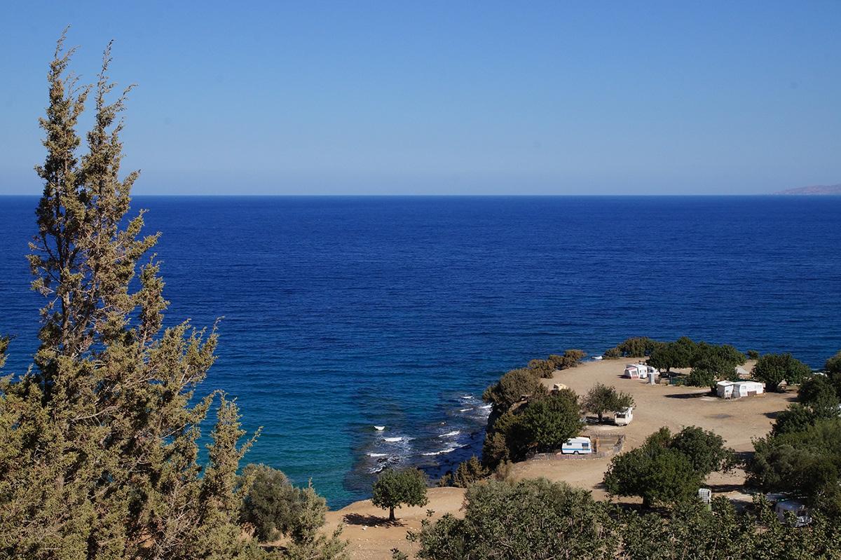 Полис-Лачи, Кипр, осень 2016