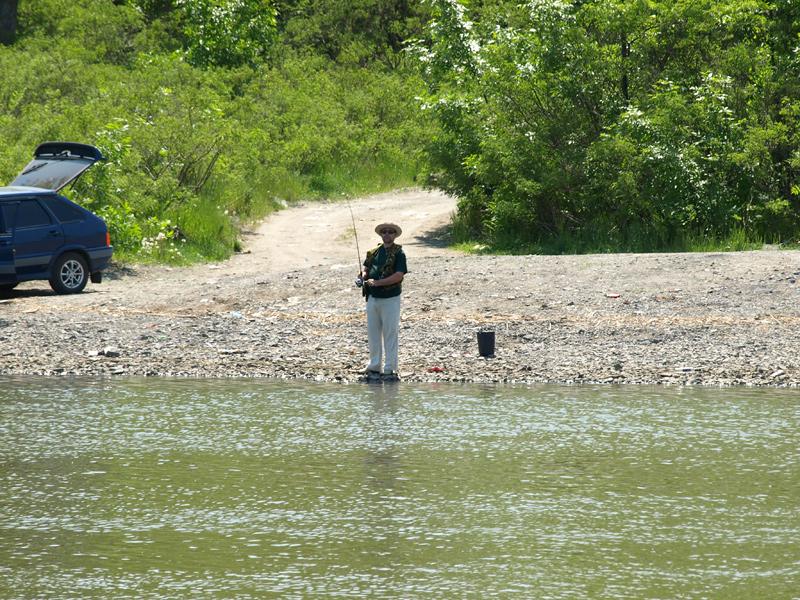 рыбалка в ростове на дону дикарем