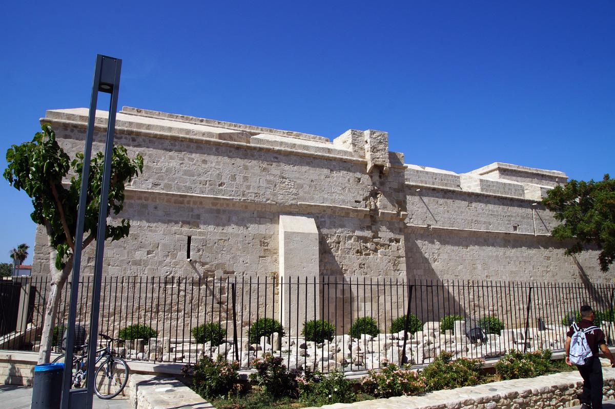 Лимассол, Кипр, весна 2017