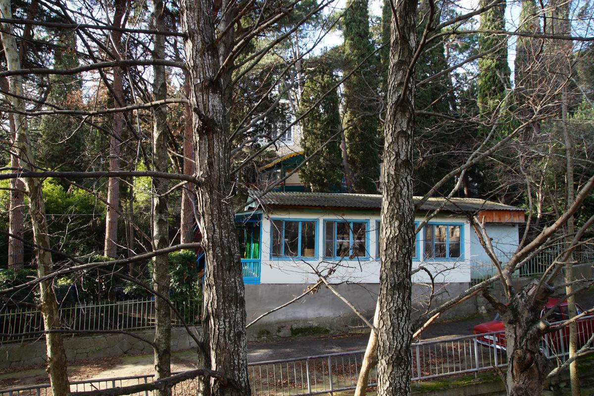 Гурзуф, Крым, зима 2018