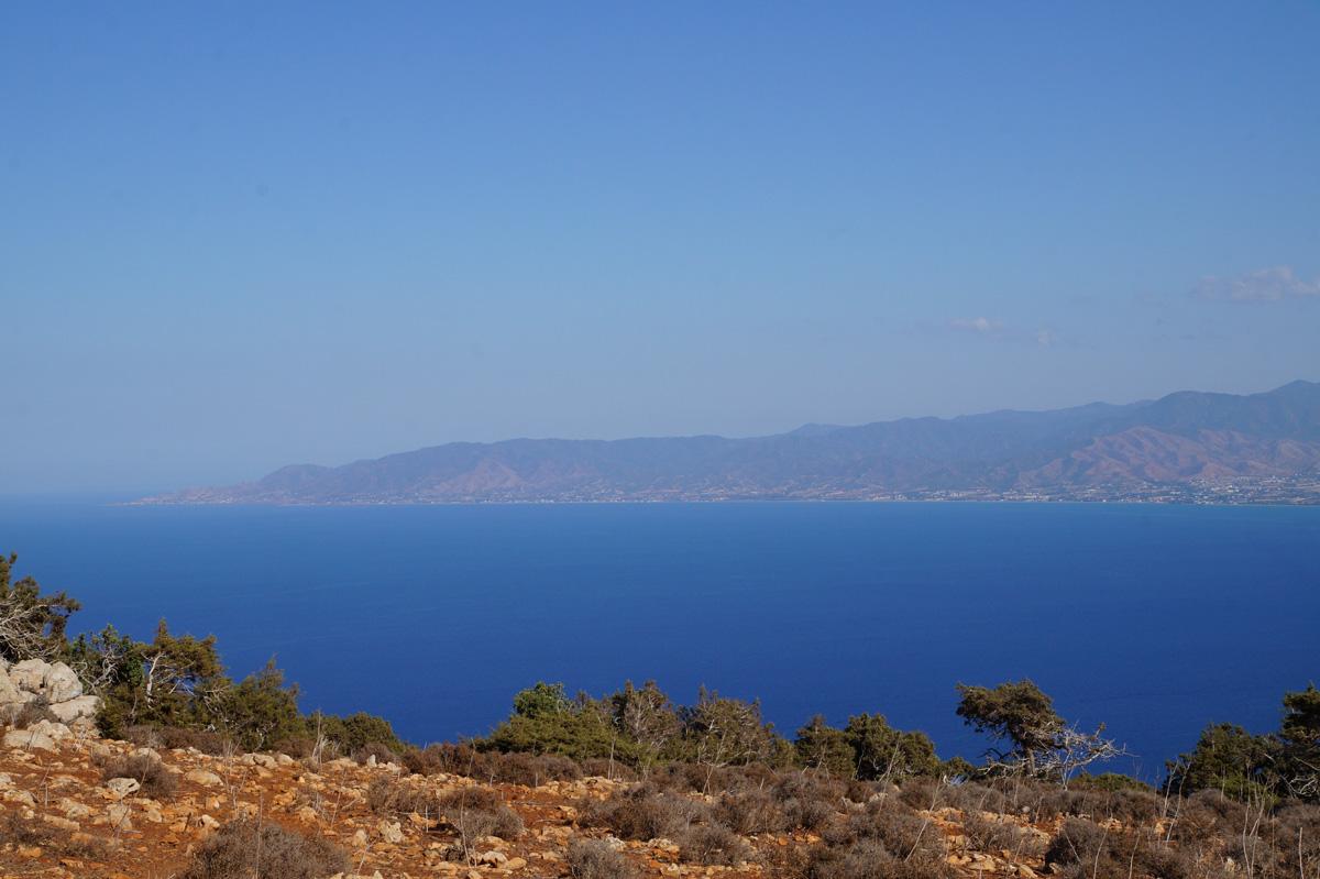 Тропа Афродиты. Лачи, Кипр, осень 2017
