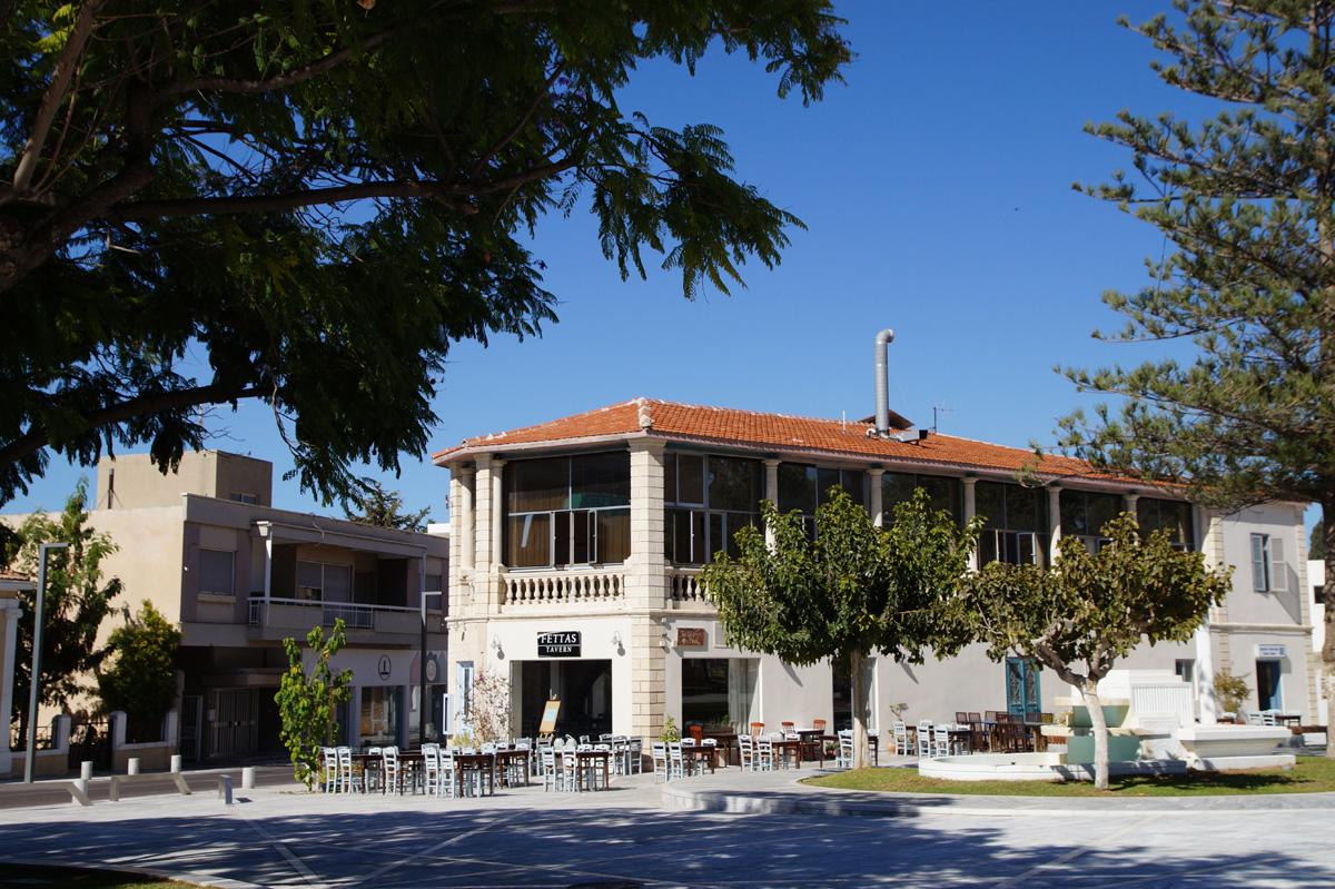 Пафос, Кипр, осень 2017