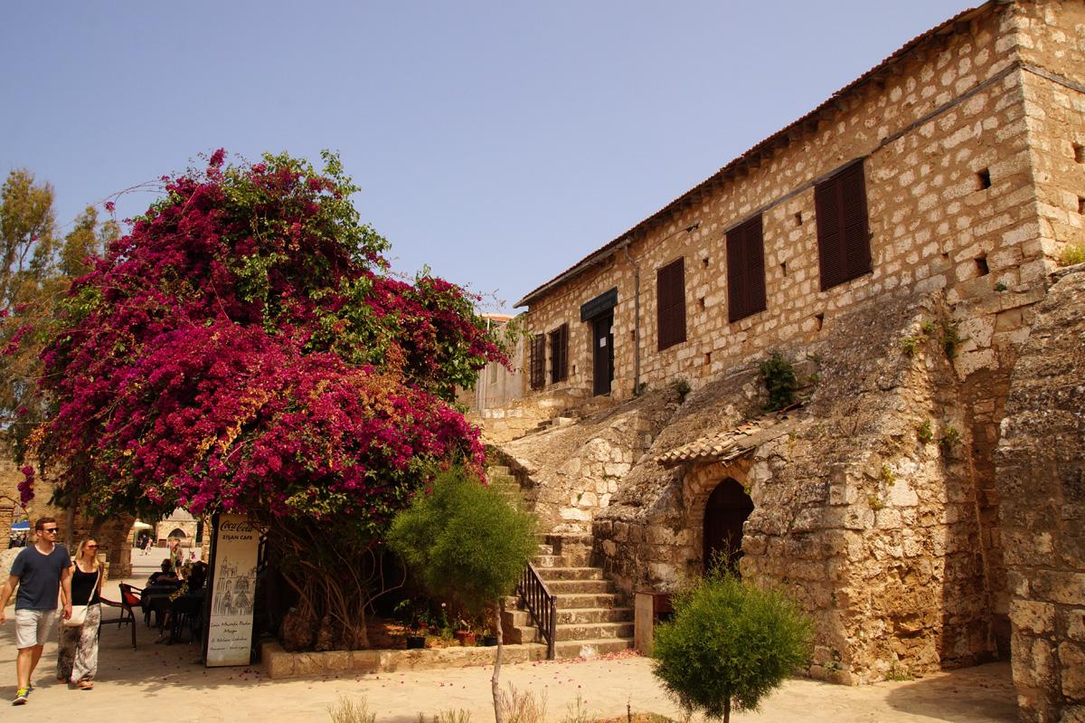 Фамагуста, Кипр, весна 2017