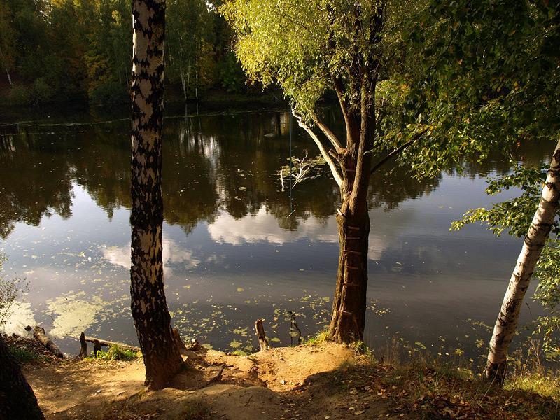 Отражения сентября Нахабино, осень 2009