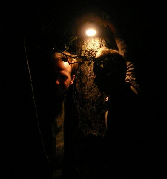 Духи темноты Нахабино, осень 2006