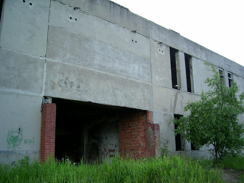 Ворота в забвение. Толстопальцево, лето 2004