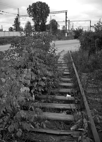 Тупик Нахабино, осень 2006